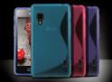 Coque LG Optimus L5-2 - Grip Flex Translucide