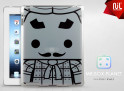 Coque iPad Retina/iPad 2 Mr Box by Nil Technology
