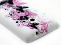 Coque Nokia Lumia 520 - Butterfly flex