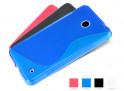 Coque Nokia Lumia 630/635 GripFlex