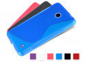 Coque Nokia Lumia 630/635 Grip Flex