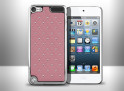 Coque iPod Touch 5 Luxury leather