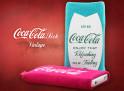 Pouch Vintage - Coca Cola