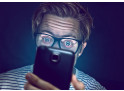 Film Protecteur iPhone 5/5S/5C/SE en Verre trempé Anti-Lumière Bleue by Qdos