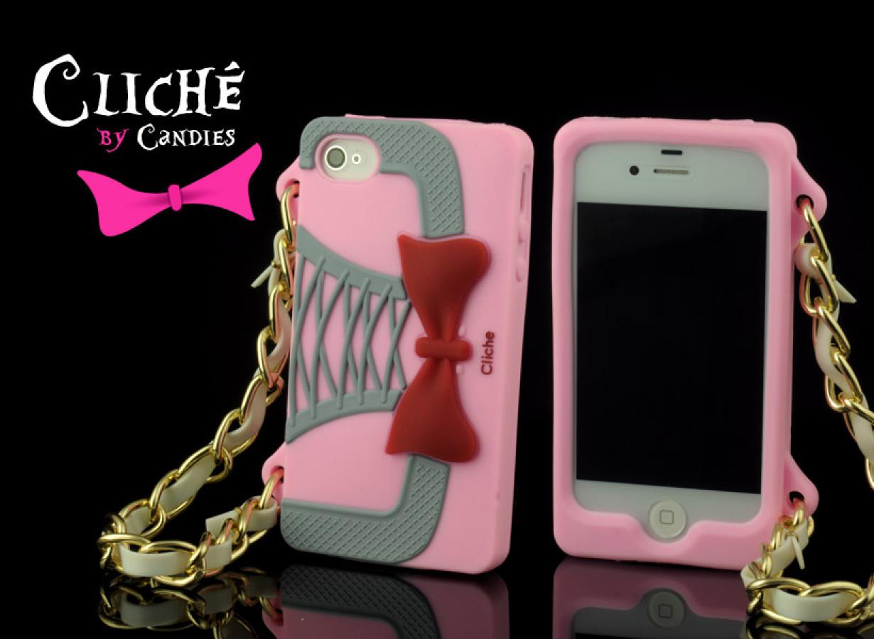 Cliche Iphone Case