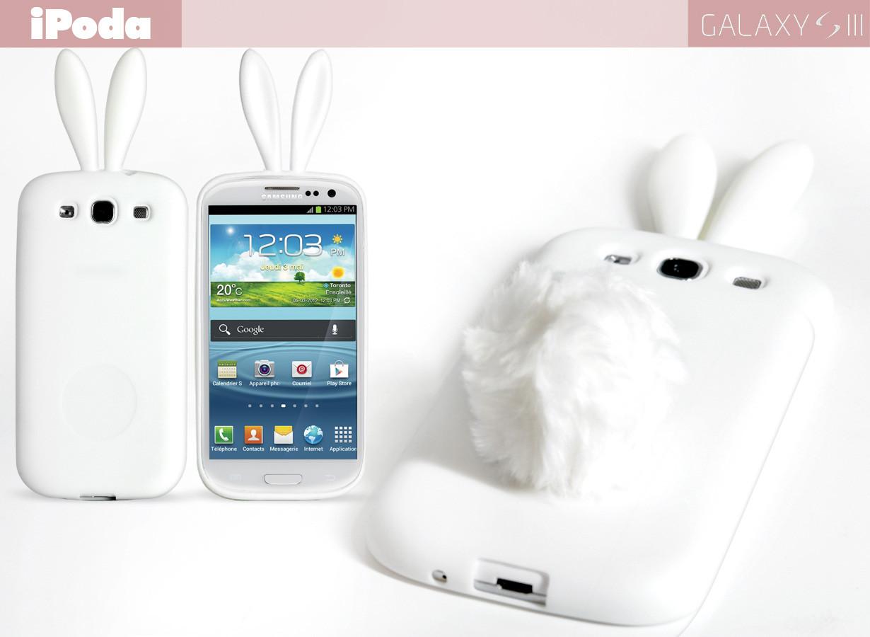 Coque Samsung Galaxy S3 iPoda