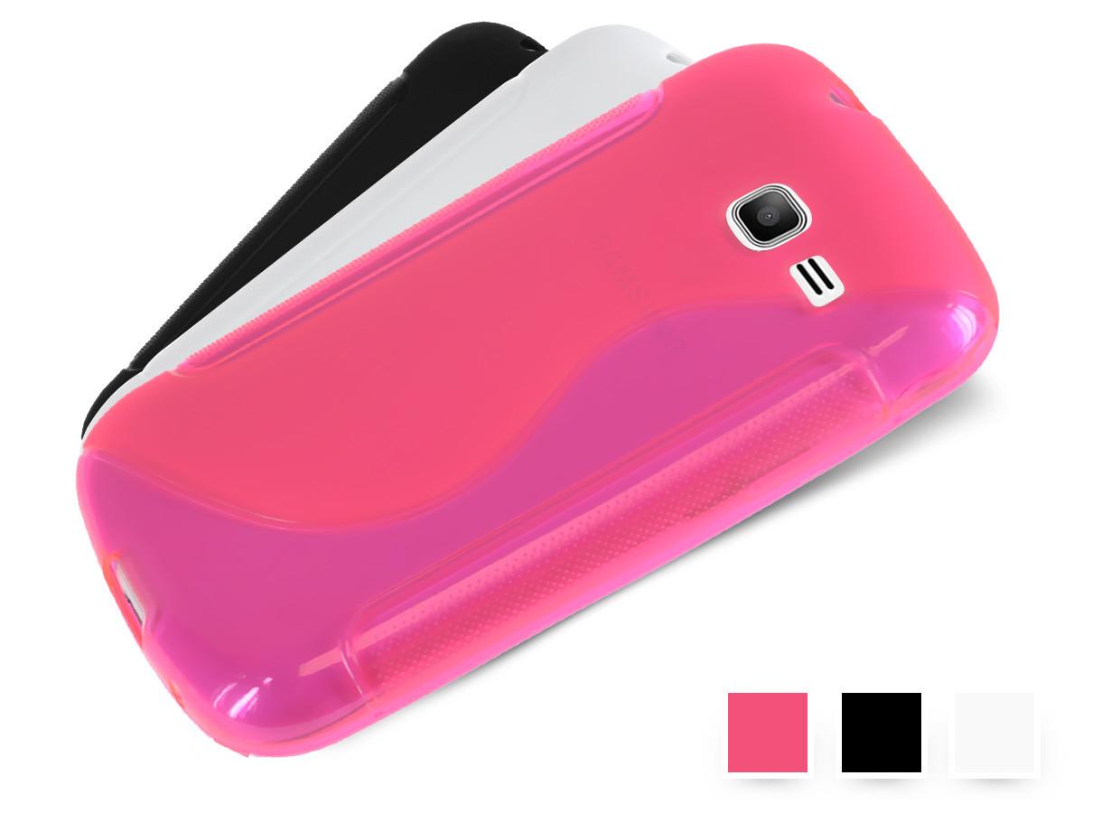 Coque Samsung Galaxy Trend Lite Grip Flex