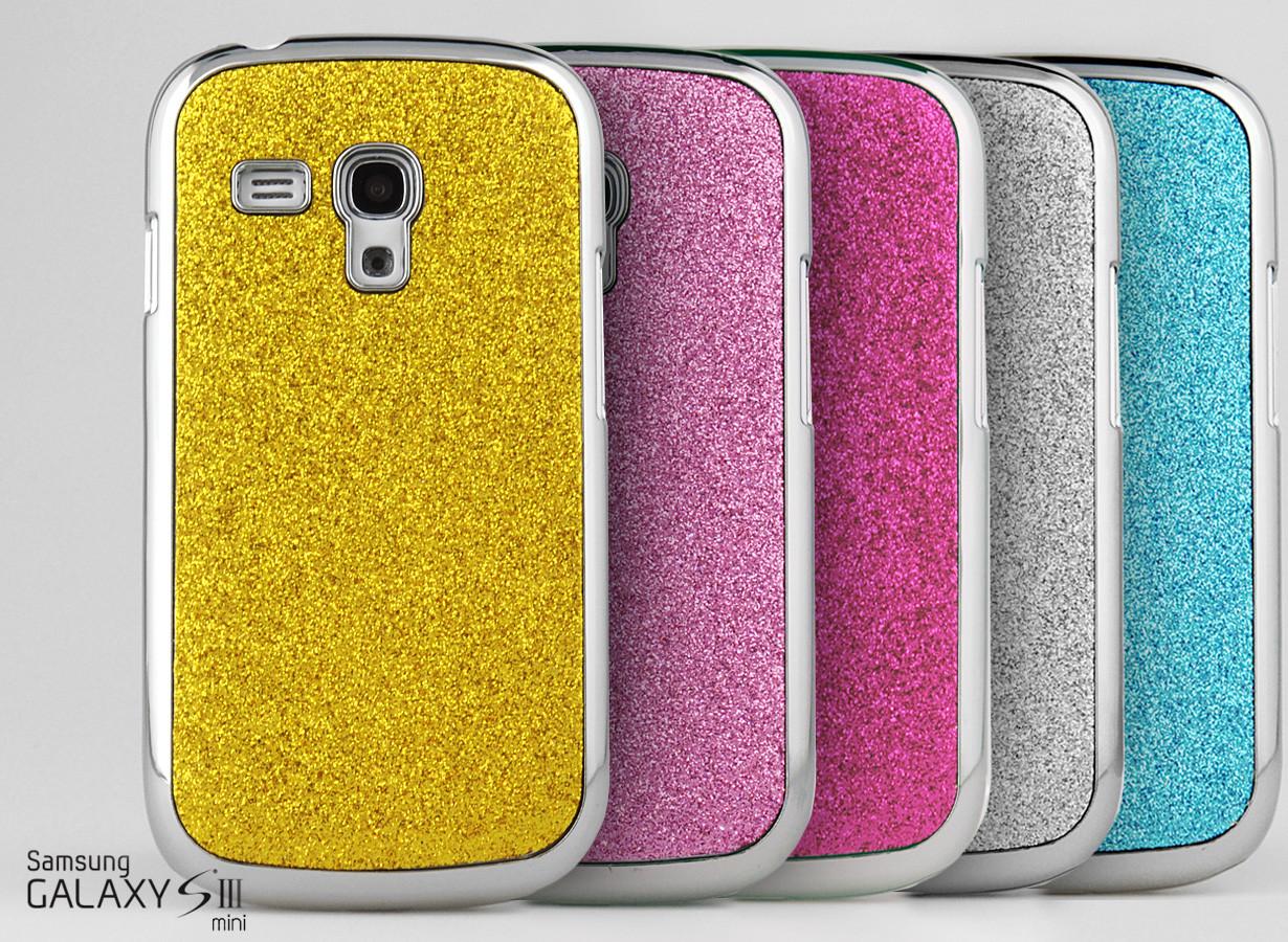 Coque Samsung Galaxy S3 Mini Glitter