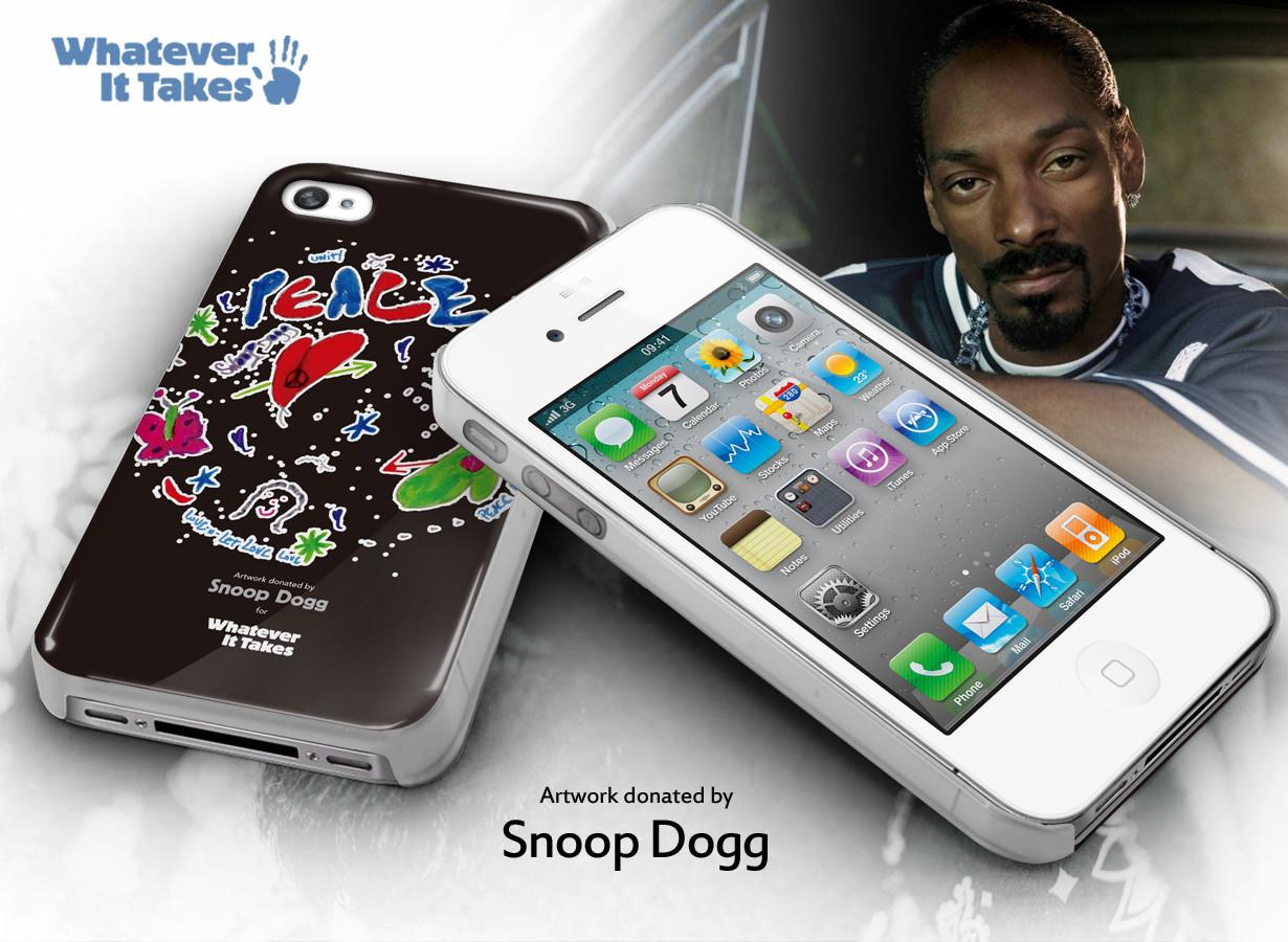 coque iphone 4 snoop dogg