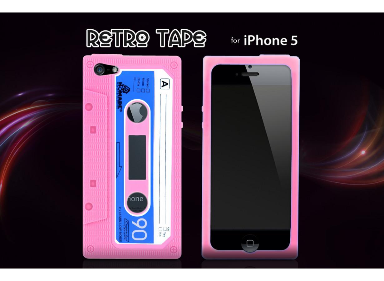 coque iphone 5 retro