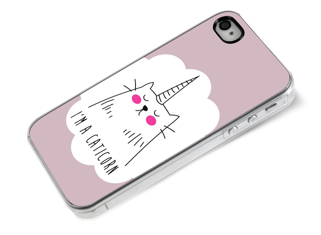 coque iphone 4 4s caticorn. Black Bedroom Furniture Sets. Home Design Ideas