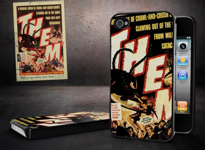 Coque iPhone 4 Them !