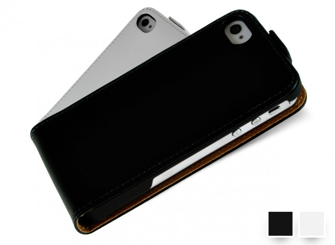 Etui cuir iPhone 4/4S Business Class