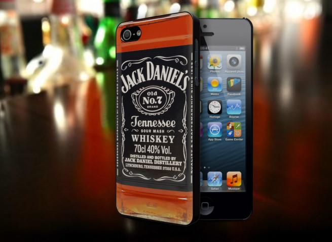 Coque iPhone 5/5S Jack Daniel's