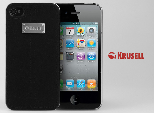 Coque iPhone 4/4S Krusell Luna