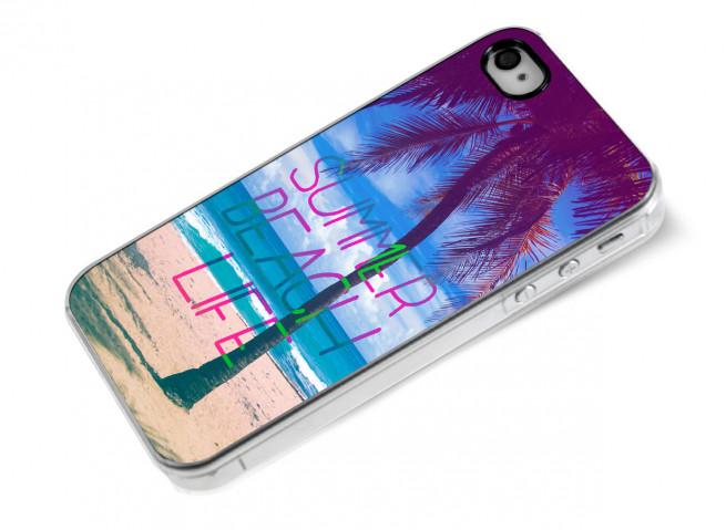 Coque iPhone 4/4S Beach Life
