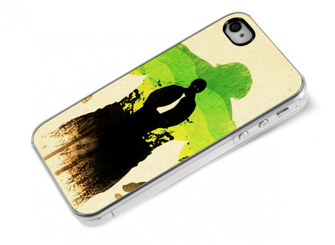 Coque iPhone 4/4S The Avengers- Hulk