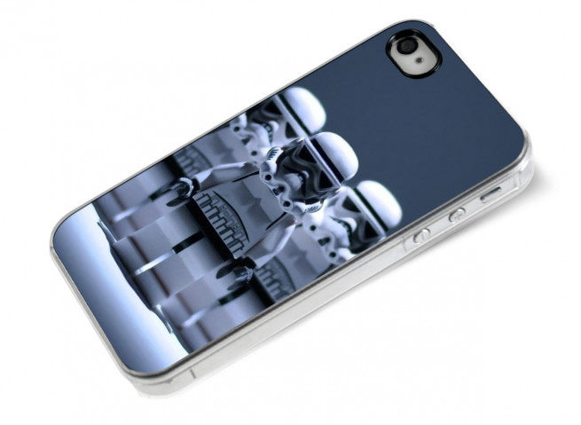 Coque iPhone 4/4S Dark Lego
