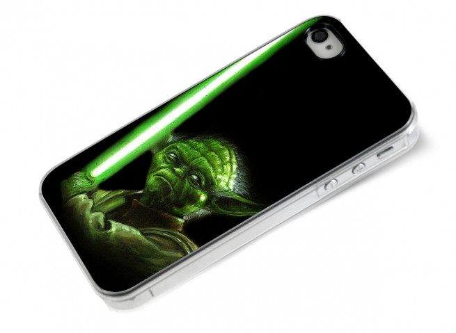 Coque iPhone 4/4S Yoda