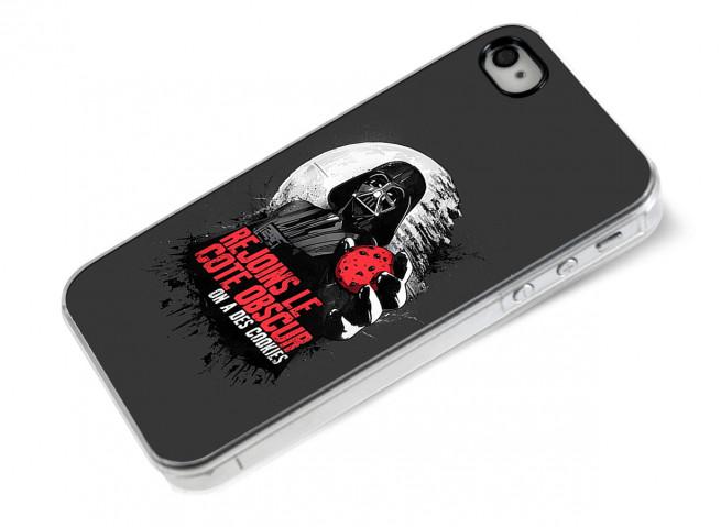 Coque iPhone 4/4S Dark Cookies