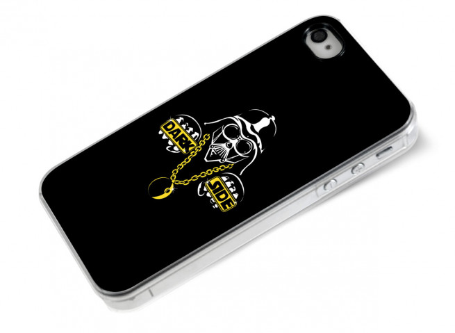 Coque iPhone 4/4S Dark Side