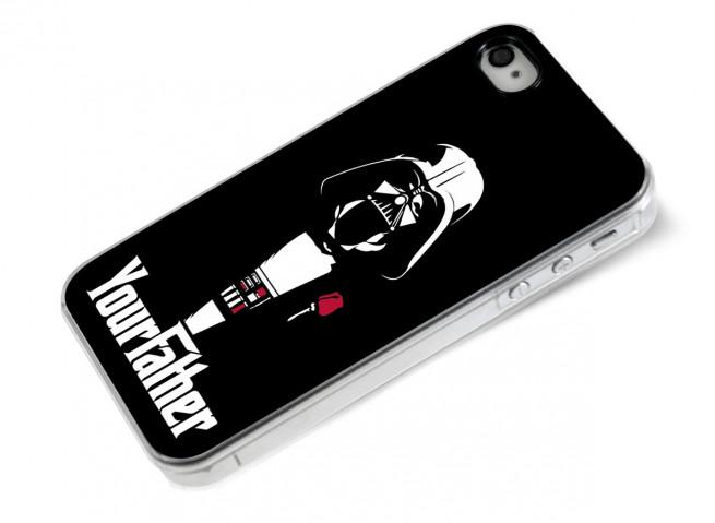 Coque iPhone 4/4S Dark Boy