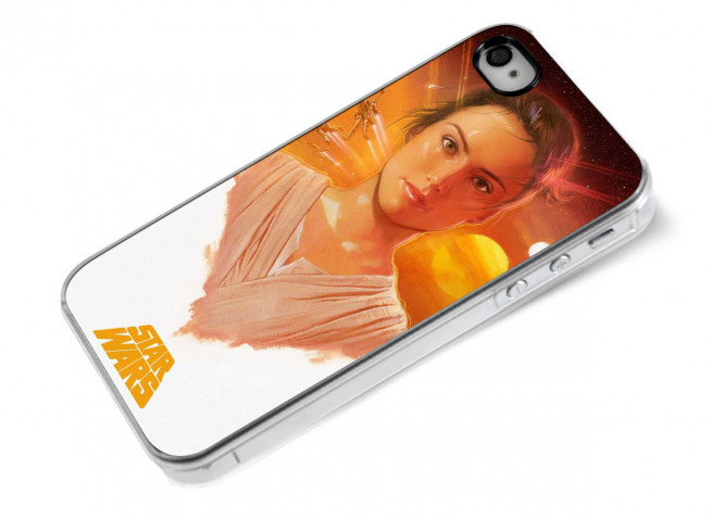 Coque iPhone 4/4S Rey