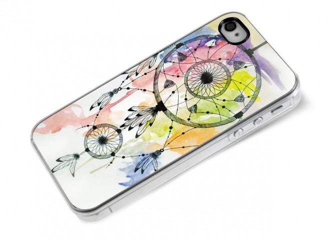 Coque iPhone 4/4S Dreamcatcher Painting