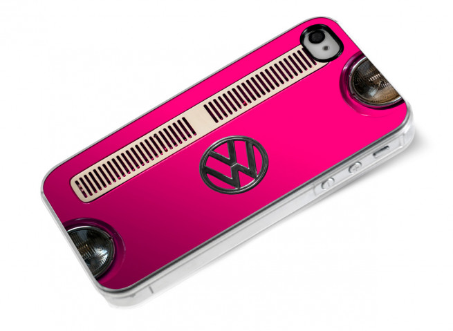 Coque iPhone 4/4S Combi-Rose