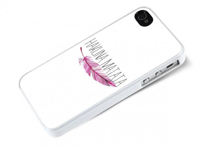 Coque iPhone 4/4S Hakuna Matata