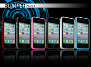"Coque ""Bumper"" iPhone 4"