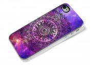 Coque iPhone 4/4S Mandala V1 modèle 4