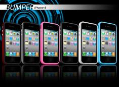 "Coque ""Bumper"" iPhone 4"