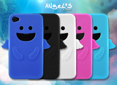 "Coque iPhone 4 ""Angel's Case"""