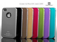 Coque iPhone 4/4S Air Jacket