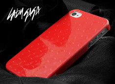 Coque iPhone 4/4S Lady Gaga Romance