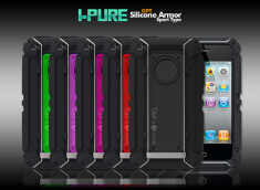 Coque iPhone 3G/S Armor i-Pure par OPT