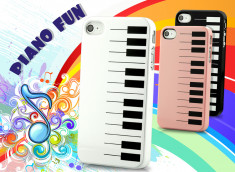 Coque iPhone 4/4S Piano Case