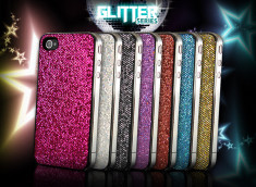 "Coque iPhone 4 ""Glitter Series"""