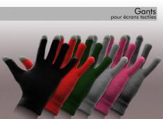 Gants pour écran tactile (taille M)