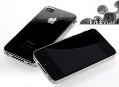 Coque iPhone 4 Invisible Case