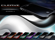 Bumper Alu iPhone 4/4S Cleave
