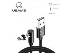 Câble USB-C en nylon renforcé U-Sams avec embout magnetique