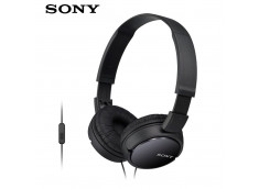 Casque audio Sony MDR-ZX110 jack 3.5 - noir