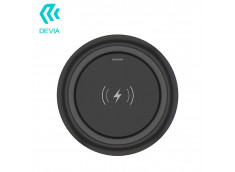 Chargeur Premium Induction QI 10W by Devia-Noir
