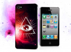 Coque iPhone 4/4S Infinity Eye