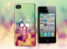 Coque iPhone 4/4S Skull Swag