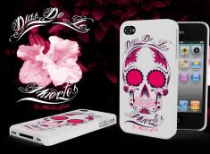 Coque iPhone 4/4S Dias De Los Muertos