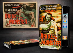 Coque iPhone 4/4S Bride of the Monster
