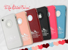 coque coeur iphone
